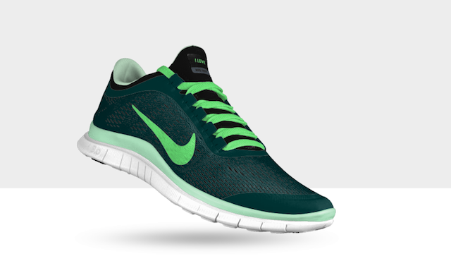 NikeID Store by I Love Sneakers nike free 3.0