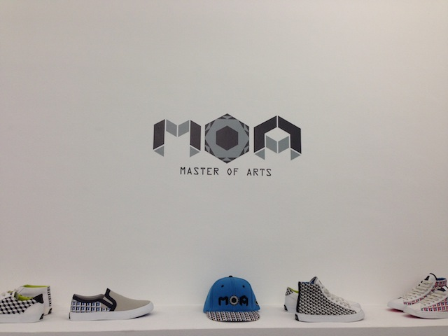 Sneakers estate 2014: MOA - Master of Arts