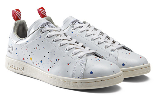 Adidas originals stan smith by bedwin the heartbreakers for Stan smith colori