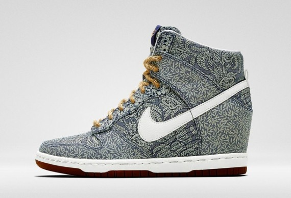 new arrival ee4f3 455de Nike estate 2014 Liberty of London new collaboration .