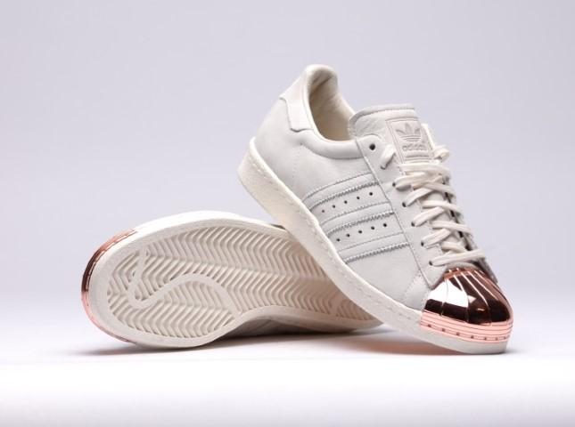 adidas originals superstar 80s whitecopper