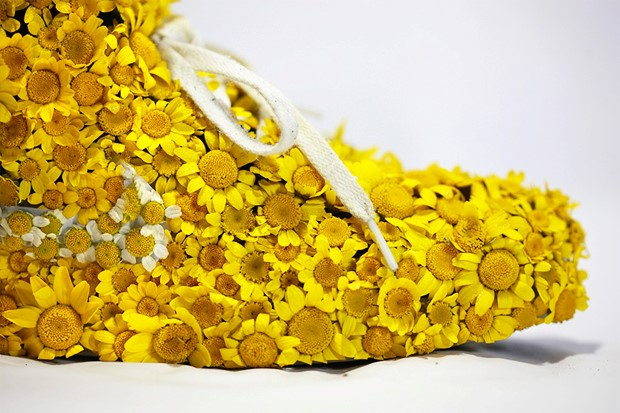 "Nike progetto fotografico Just grow it le sneakers ""vegetali"" (2)"