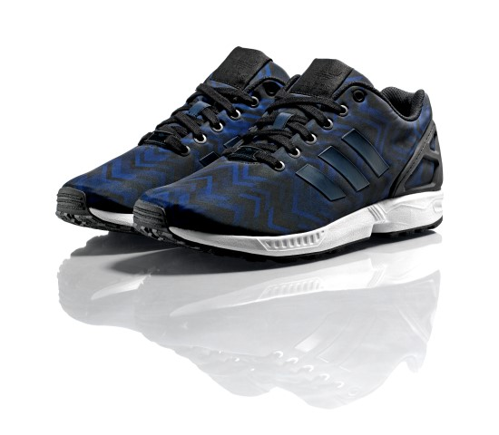 adidas torsion zx flux blu