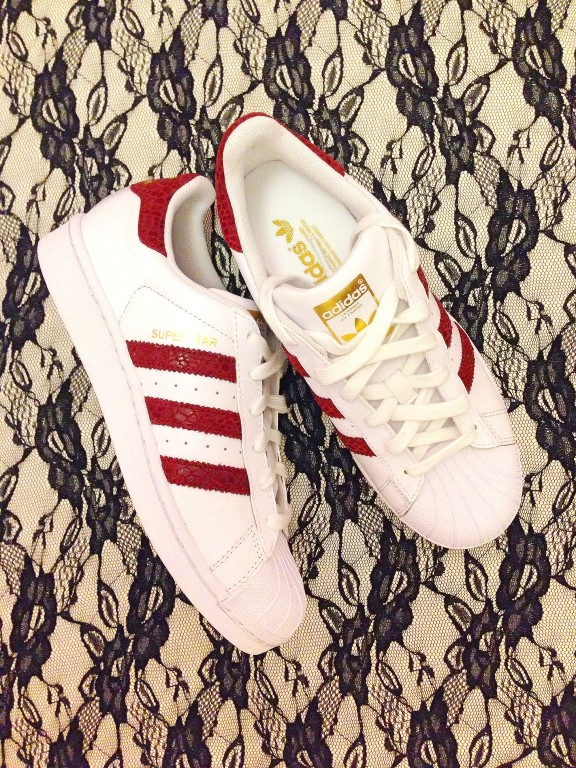 adidas superstar bianche foot locker