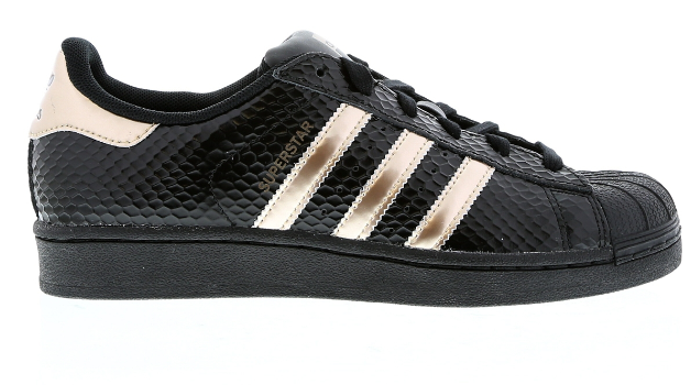 adidas superstar nere foot locker
