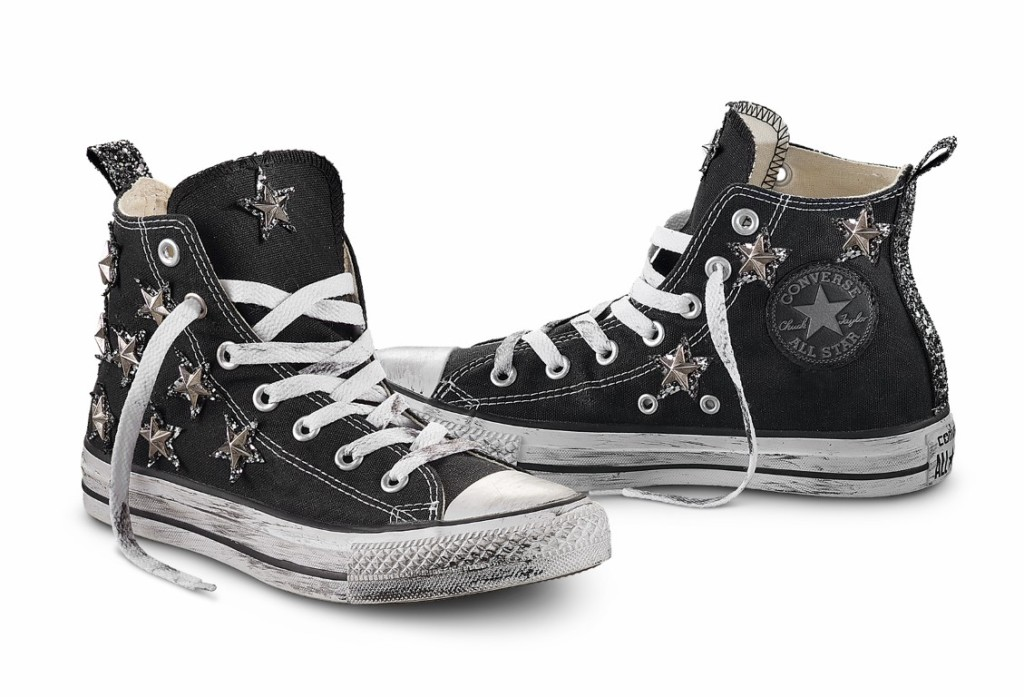 2all star converse pelle limited edition