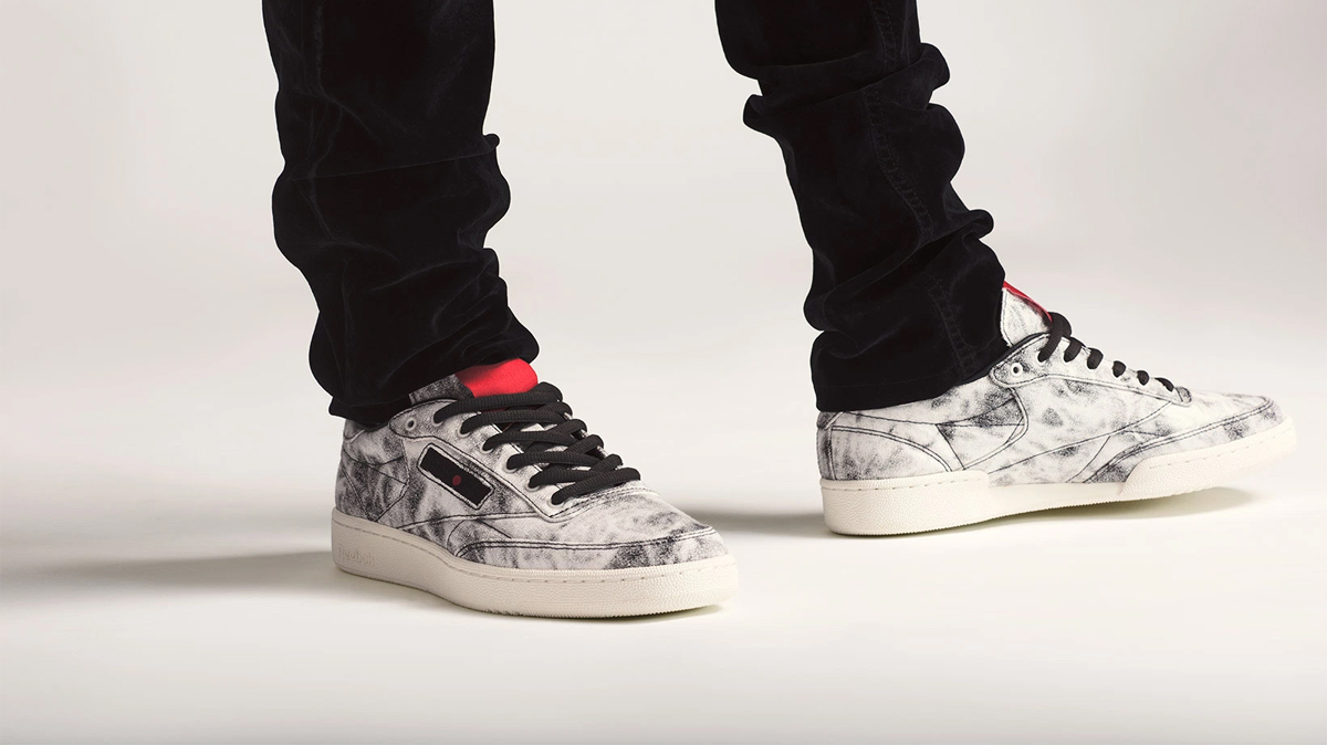 reebok classic e kendrick lamar club c capsule. Black Bedroom Furniture Sets. Home Design Ideas