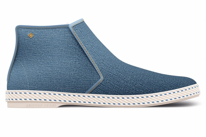 Rivieras Leisure Shoes denim mood