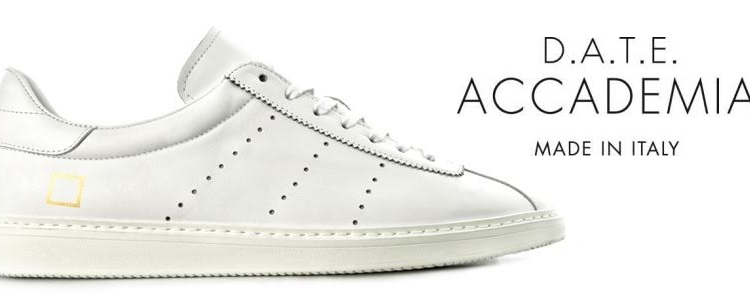 D.A.T.E. sneakers Accademia Made in Italy