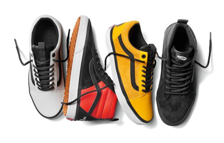Vans & The North Face Holiday Pack