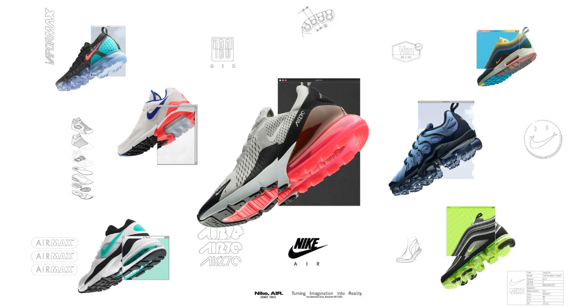 nike air max day line up
